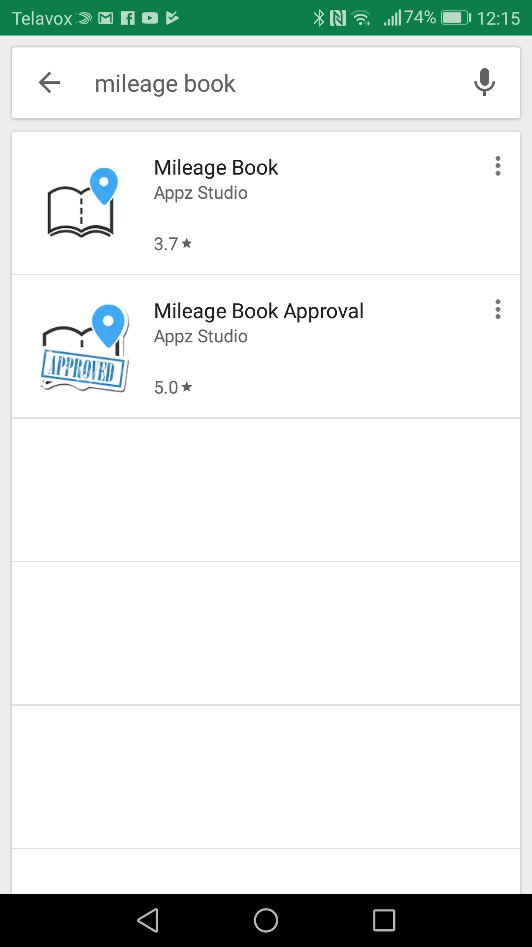download and install the mileage book app guide mileage book